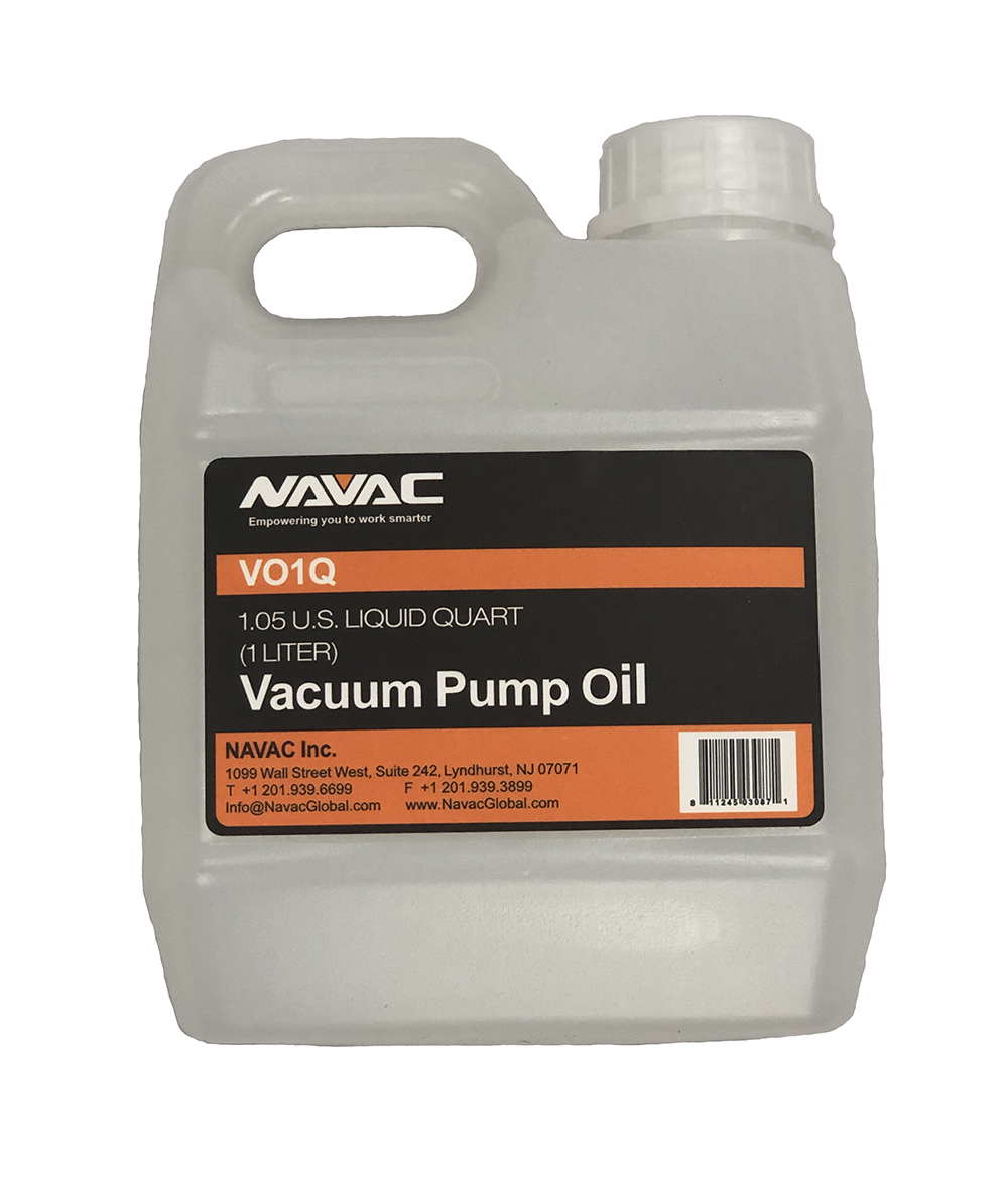 NAVAC VO1Q Vacuum Pump Oil - 1 Quart