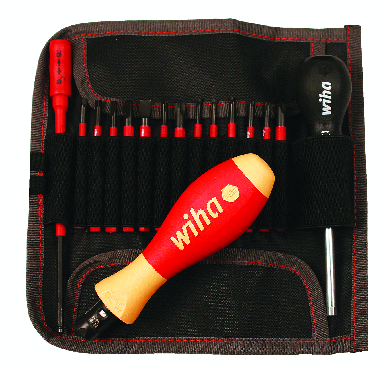 Wiha 28792 Insulated TorqueControl 16 Piece Set