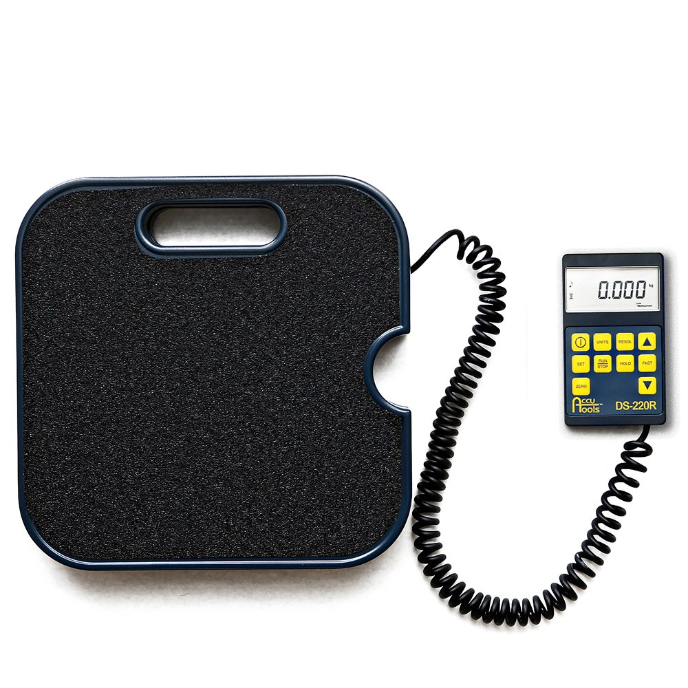 Digital Refrigerant Scales