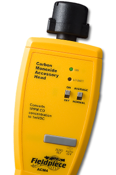 Fieldpiece ACM4 Carbon Monoxide Head
