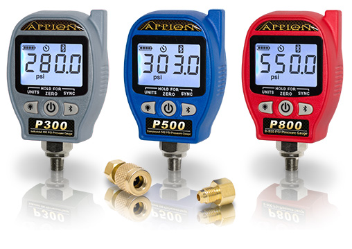 ION Wireless Pressure Gauges