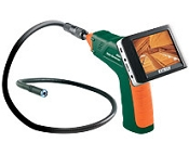 EXTECH BR250 Video/Wireless Borescope-Inspection Scope