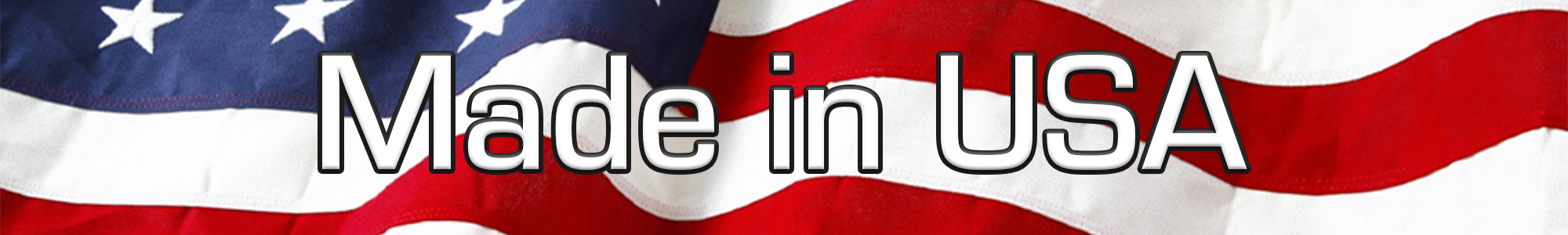 Made in USA Category Banner