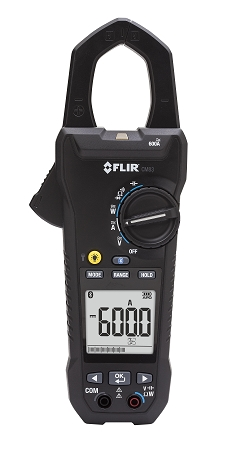 FLIR CM83 600A TRUE RMS Power Clamp