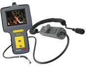 General Tools DCS1600ART High-Performance, Articulating, Recording Video Borescope System