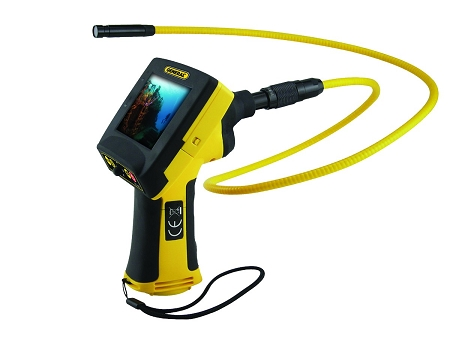 General Tools DCS660A Sea Scope Waterproof Video Inspection System with SD port