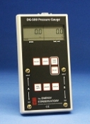 TEC Minneapolis DG-500 Digital Manometer