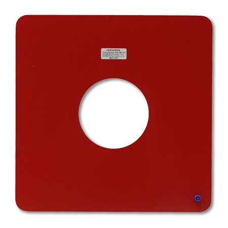 Retrotec Calibration Plate for 300 Series Fans