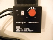 TEC Minneapolis Replacement Fan Speed Controller for Duct Blaster
