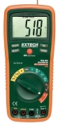 Extech EX470 Multimter, TRUE RMS DMM Built in IR Therm. Laser
