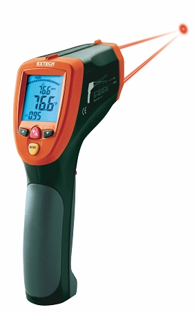 Extech High Temperature InfraRed Thermometer