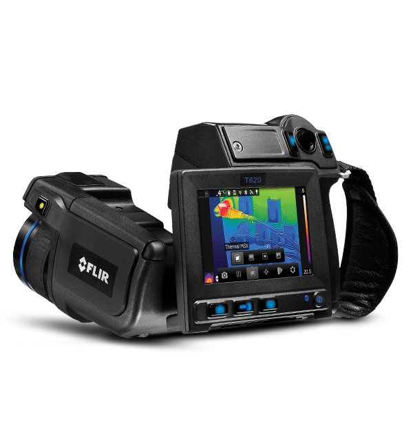 FLIR T620  IR Infrared Thermal Imaging Camera w/45 Degree Lens