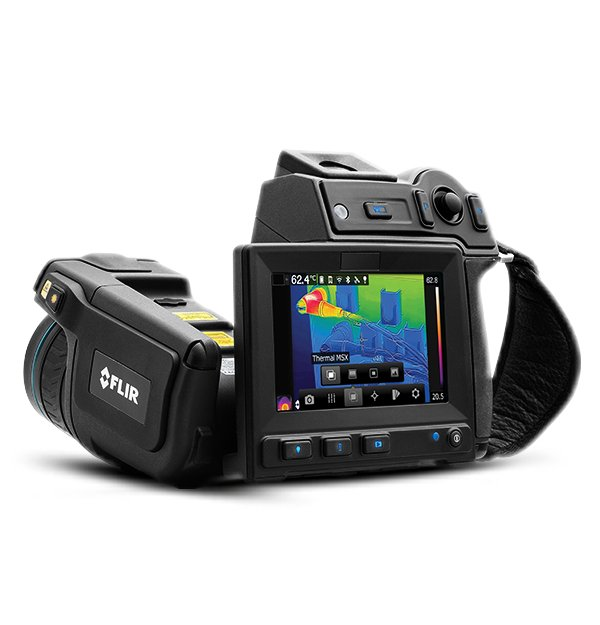 FLIR T640 Thermal Imaging Infrared Camera Thermography w/45 Degree Lens