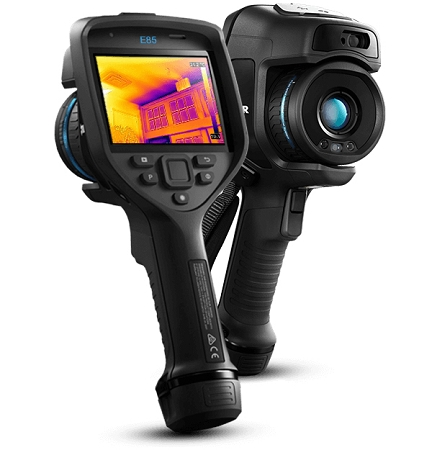 FLIR E85 Advanced Thermal Camera 384x288 with MSX 24, 14, & 42 deg