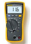 Fluke 116 HVAC True RMA Digital Multimeter