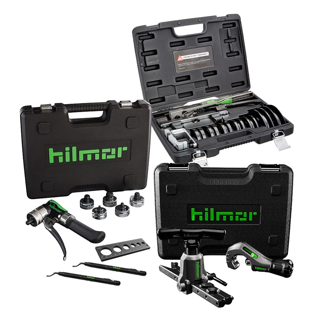 Hilmor Bending, Flaring, and Swaging Tool Kit