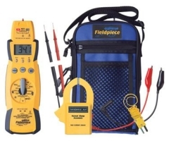 Fieldpiece HS35 Expandable Manual and Auto Ranging Stick Meter