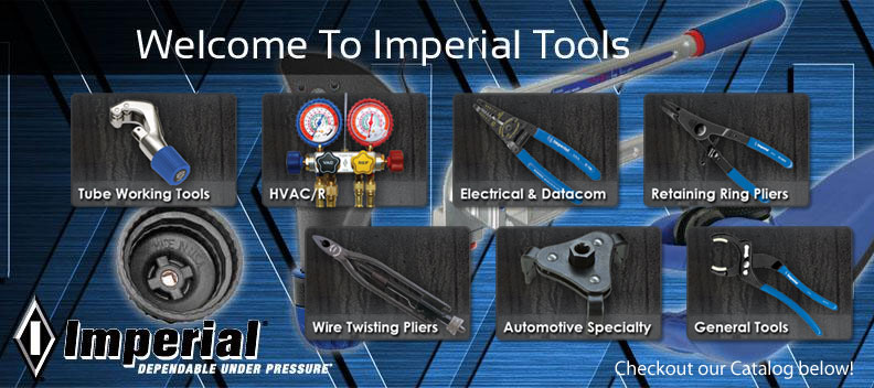 Imperial HVAC/R Tools