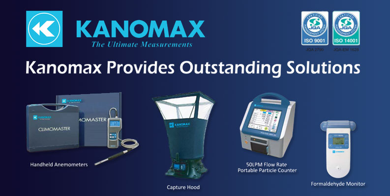 Kanomax - The Ultimate Measurements