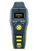 General Tools MMD8P Precision Multi-Species Wood Moisture Meter