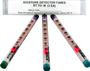 Refrigeration Technologies Checkmate Moisture Detector Refill Tubes