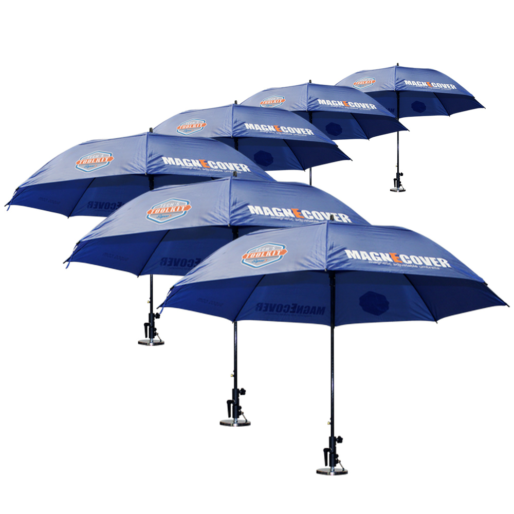 Supco Magnetic Umbrella Kit - Pack of 6