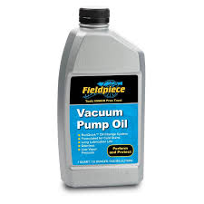 Fieldpiece OIL32 Vacuum Pump Oil - 1 Quart (32oz)