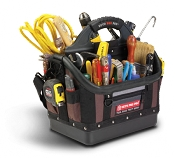 Veto Pro Pac OT-LC Heavy Duty Open Top Tool Bag