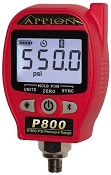 Appion P800 0-800 PSI Wireless High Pressure Gauge