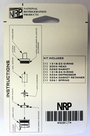 Low Loss Hose Repair Kit for NRP hoses ONLY