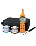 Extech Hygro-Thermometer Psychrometer Kit