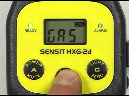 Sensit Gas Analyzer Calibration Service (Labor)