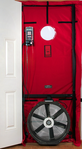 The Energy Conservatory Blower Door Systems