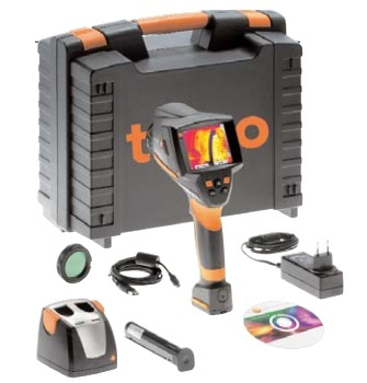 Testo 875i-2 Deluxe Thermal Imager Kit w/digital camera