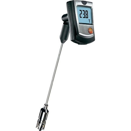 testo 905-T2 Digital Temperature Meter- Surface Probe