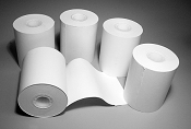 Bacharach Printer paper ( package of 5 rolls) for ECA-450