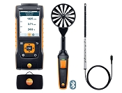 Testo 440 Air Flow ComboKit 1 with Bluetooth