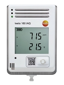 Testo 160 IAQ Wi-Fi Data Logger for Temperature, Humidity, CO2, and Atmospheric Pressure