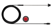 Testo 0600 9799 Combustion Air Temperature Probe
