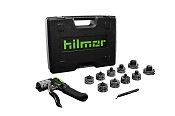 Hilmor 1964041 Deluxe Compact Swage Tool Kit - 12 Piece