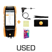 USED Testo 300 - Residential / Commercial Combustion Analyzer