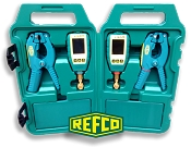 Refco 4687789 TAP-DOUBLE-SET Wireless Digital Pressure and Temperature Gauges
