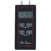 Dwyer 477AV-4 Handheld Digital Manometer