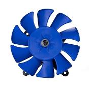 Appion Gear Box and Fan Assembly for G5 Twin / G1 Single - Blue