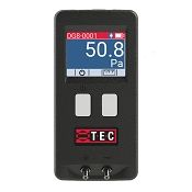 TEC Minneapolis DG-8 Single Channel Digital Pressure Gauge Kit with BlueTooth