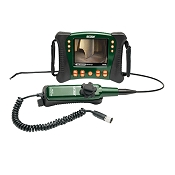 Extech HDV640 HD VideoScope Kit with HDV600 Monitor and Handset/Articulating Probe