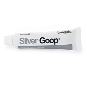 Swagelok Silver Goop Thread Lubricant, Oil-Based, 1 oz. (29.5 cm3) Tube