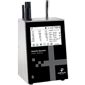 Particles Plus 7501 Remote Particle Counter - 6 Channels, 0.5 - 25 Microns