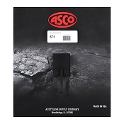 ASCO S71 Metal Flame Shield
