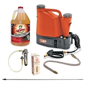SpeedClean Complete Kit with Heavy Duty Coil Cleaner
